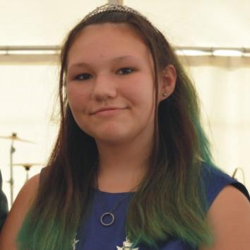 Jugendschützenkönigin Leyla Kaiser