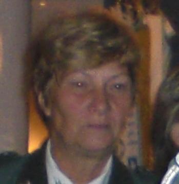 Schützenkaiserin Helga Schneider