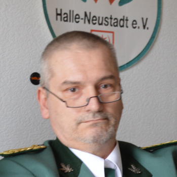 Schützenkönig Thomas Mennecke