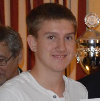 Jugendschützenkönig Kevin Kunert
