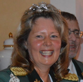 Schützenkönigin Heike Naumann
