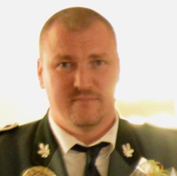 Schützenkaiser Rene Kaiser