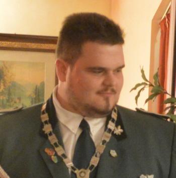 Schützenkönig Tobias Böge