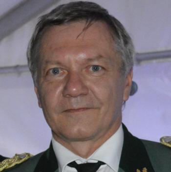 Schützenkaiser Dieter Kalisch