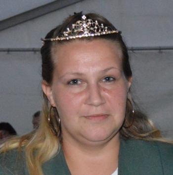 Schützenkaiserin Manuela Kaiser