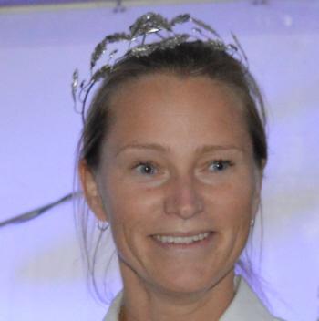 Schützenkönigin Monika Thielemann
